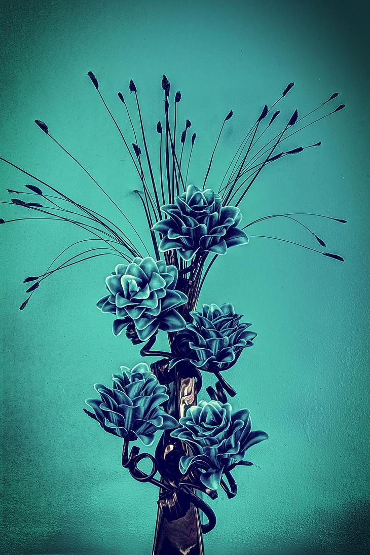 Flowers... by TheBaldingOne