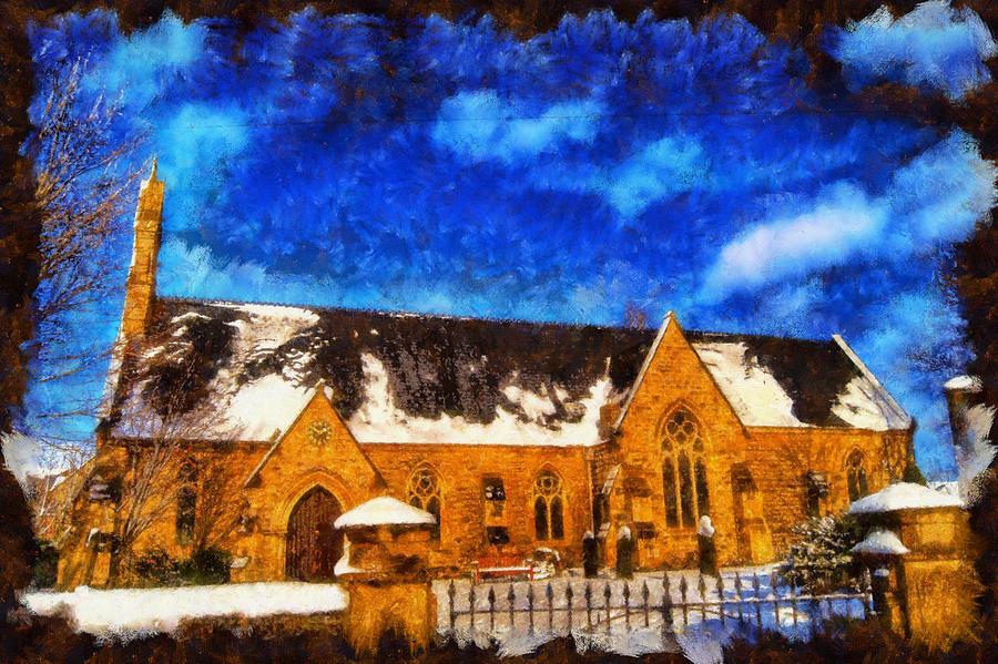 St Leonard's, Dinnington - Paintography... by TheBaldingOne