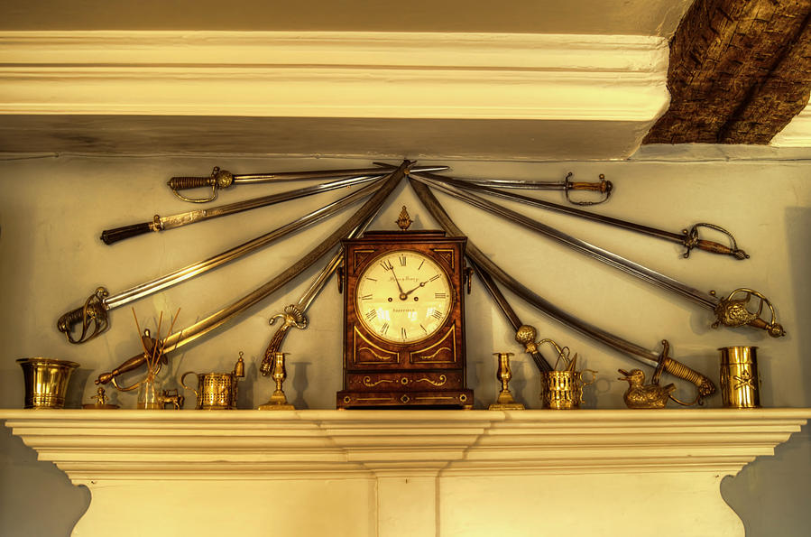 The Clock on the Mantel... by TheBaldingOne