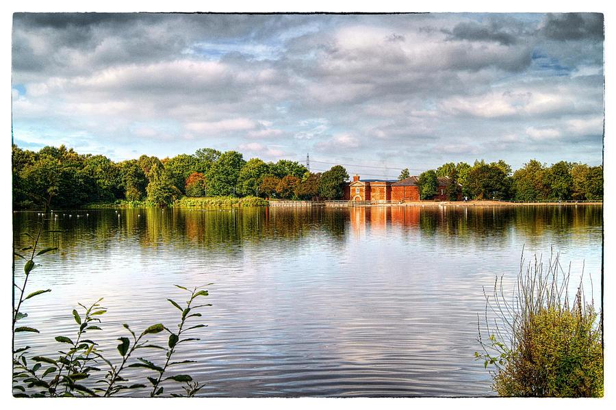 Across the Lake... by TheBaldingOne