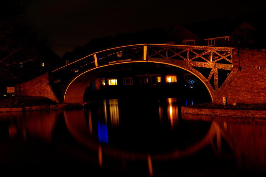 Hawkesbury Junction Bridge... by TheBaldingOne