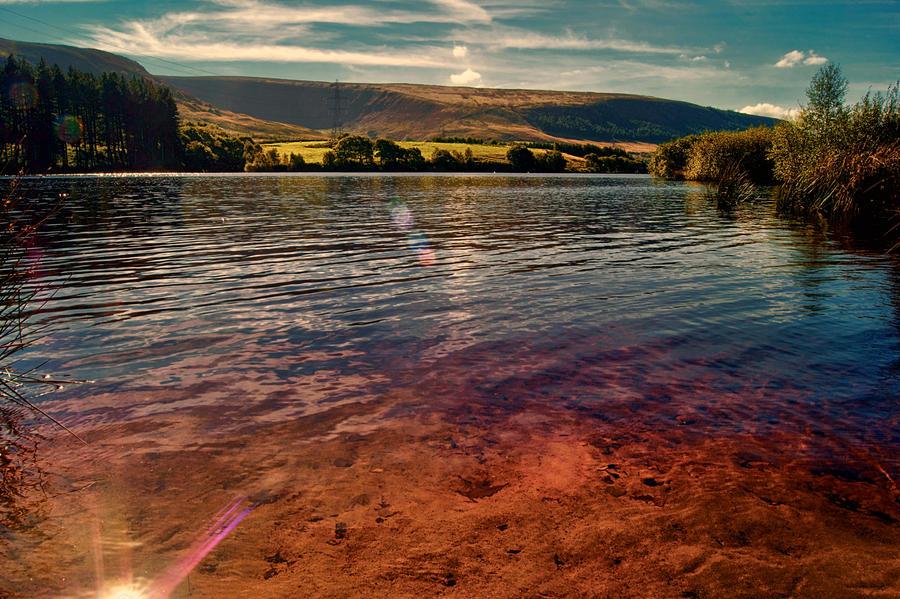 Torside Reservoir... by TheBaldingOne
