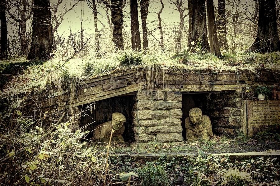 Huskar Pit Disaster Memorial... by TheBaldingOne