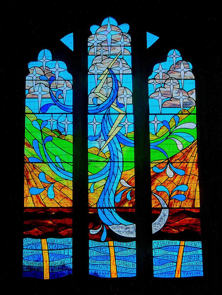 The Huskar Disaster Memorial Window... by TheBaldingOne