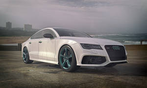 RS7 At the Beach