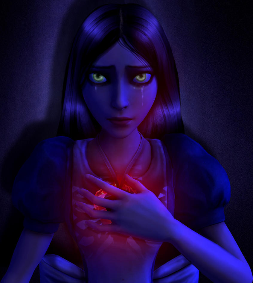 Quivering Heart by AnnaPostal666