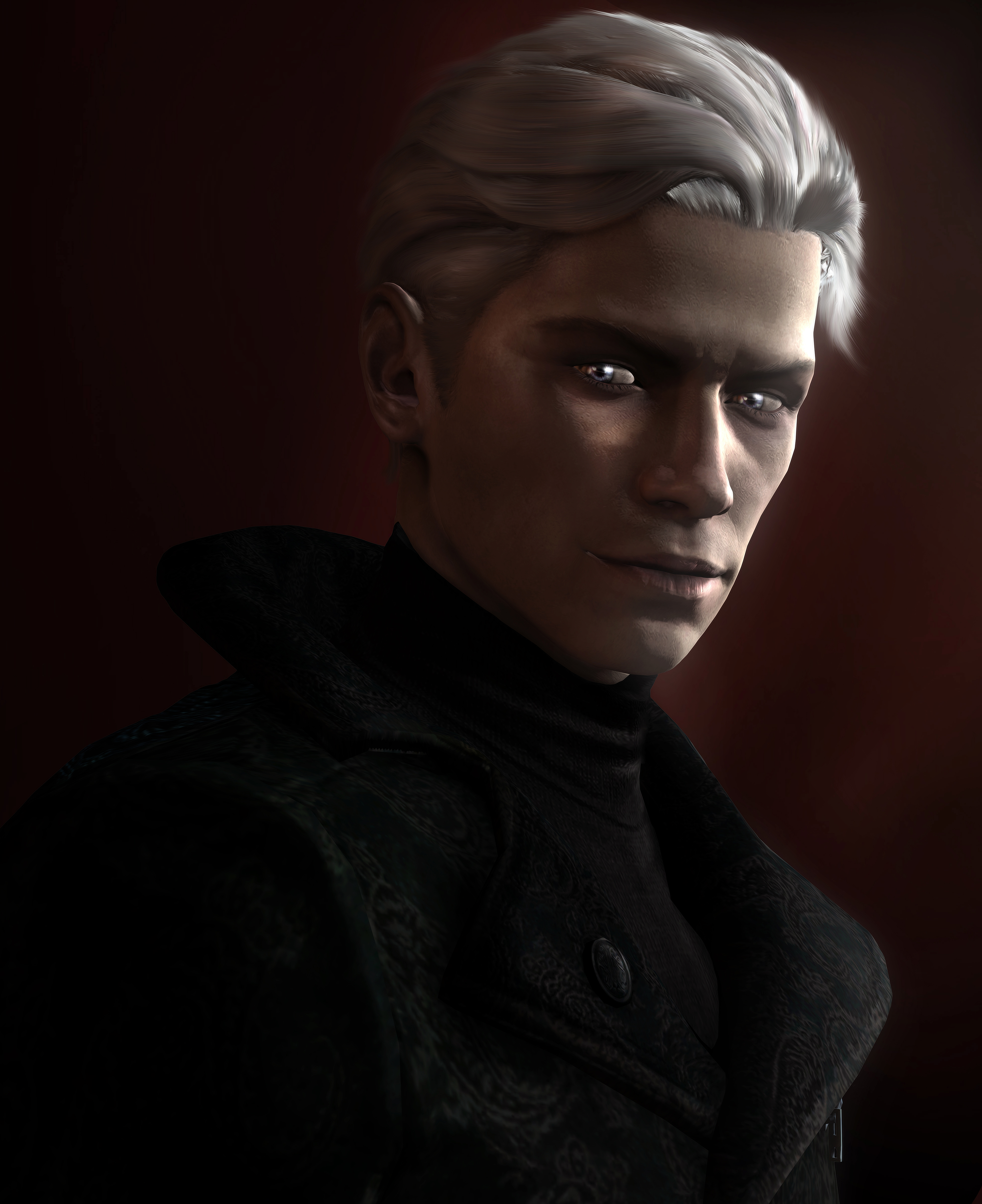 Portrait of vergil by annapostal666 on deviantart portrait of vergil by annapostal666 portrait of vergil by annapostal666 voltagebd Images