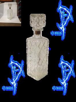 Prohibition era Whiskey DeCanter