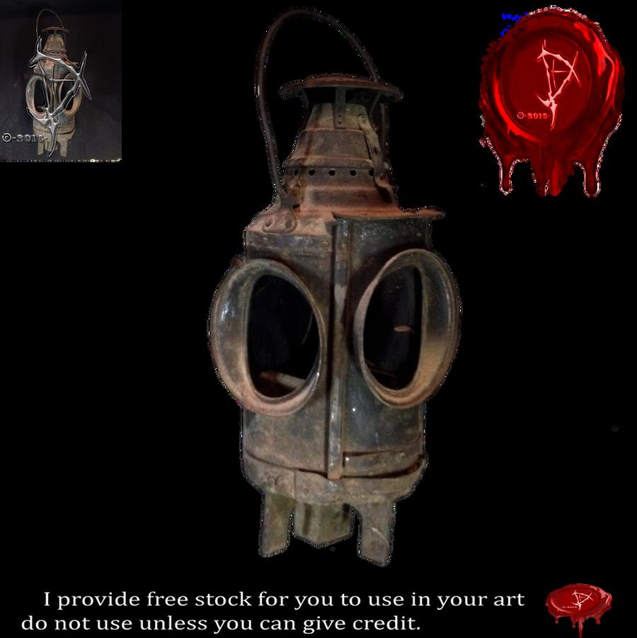 Old Railroad switch Lantern