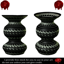 Pottery 8 by Prince-of-airbrush