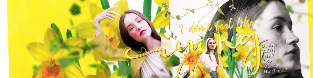 I don't feel like crying-Gallery Header