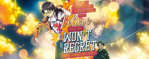 Won't Regret
