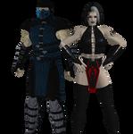Bi-Han and Sareena