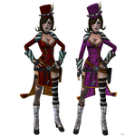 Borderlands: Mad Moxxi Pack.