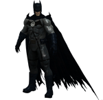 Batman Arkham Origins: Batman- Blackest Night.
