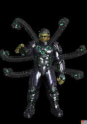 Injustice 2 (IOS): Brainiac (Boss). by OGLoc069