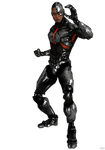 Injustice 2 (IOS): Justice League Cyborg.