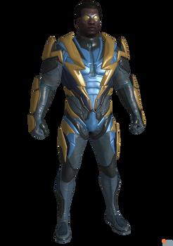 Injustice 2: Black Lightning.