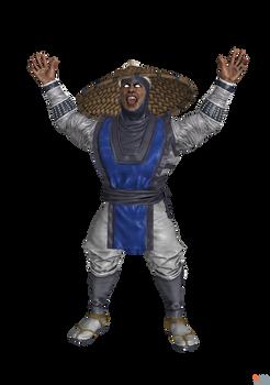 Injustice 2: Kidd Thunder.