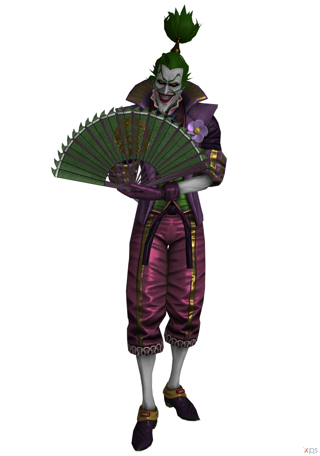 Injustice Mobile Batman Ninja Lord Joker By Kabalstein On Deviantart