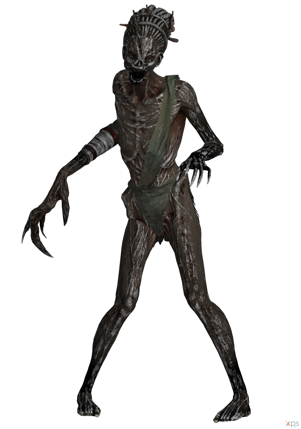 Dead by Daylight: Lisa Sherwood- The Hag. by OGLoc069 on ...