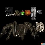 Injustice 2: Halloween Items.