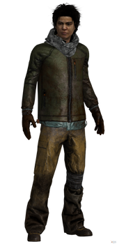 Dead by Daylight: Jake Park.