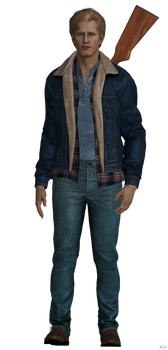 Friday the 13th The Game: Thomas 'Tommy' Jarvis.
