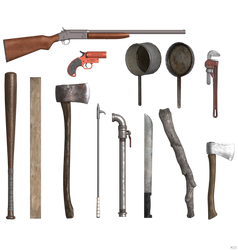 Counselor Weapons.