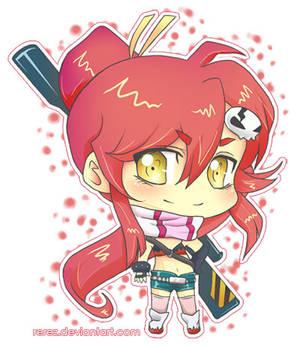 .: TTGL : Yoko :.