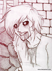 .:Art Request1:A ZOMBIEEH:. by rerez