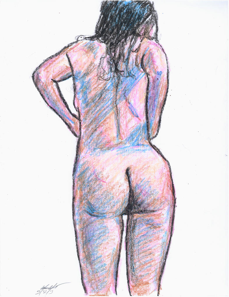 back Nude turn n twist crayons by mozer1a0x