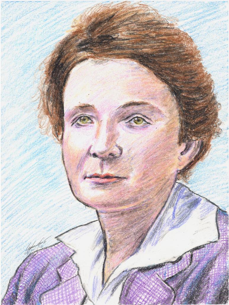 Anne Henrietta Martin portrait by mozer1a0x