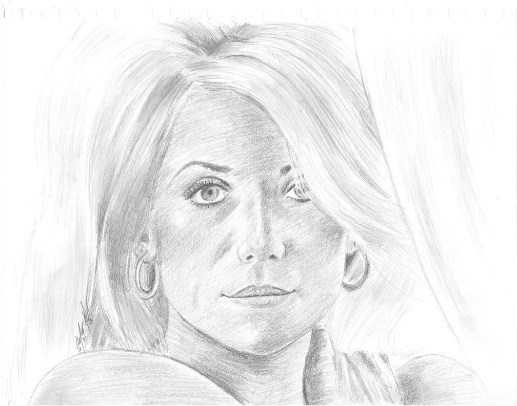 Catherine Deneuve portrait by mozer1a0x