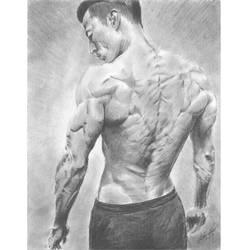 Back strength resolute