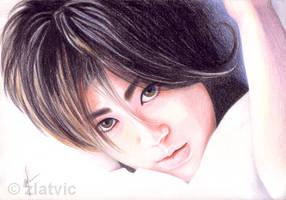 Akanishi Jin4 by zlatvic