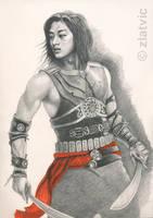 Akanishi Jin7 by zlatvic