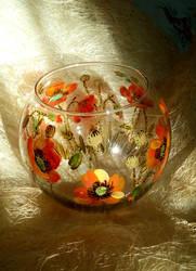 Vase-poppies-2 by zlatvic