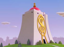 The Money Bin by vikung-fu