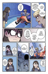 WB Ch 4 Page 2 by BridgeFireComics