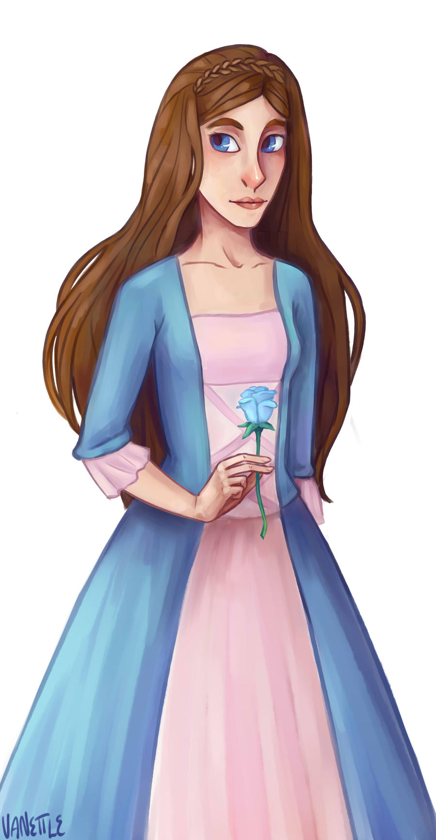Barbie As The Princess And The Pauper Fanart Again By As The Princess And