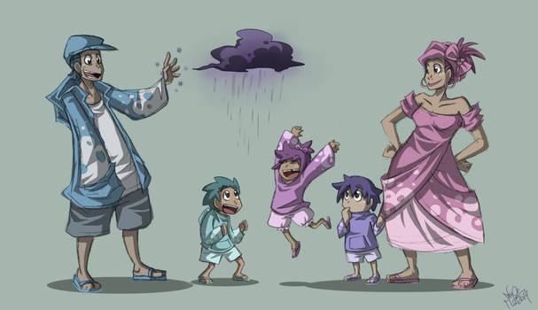 CBNS: Rain Makers