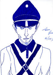 Soldier by GuerraTotale