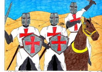 Templar by GuerraTotale