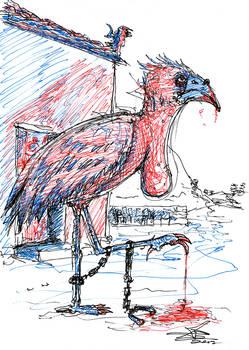 Weird Bird #2