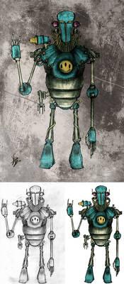 Robot - [CDChallenge entry]
