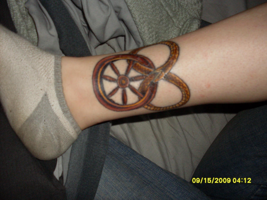 Tattoo 6 the wheel of time by stephie2006 on deviantart for Wheel of time tattoos