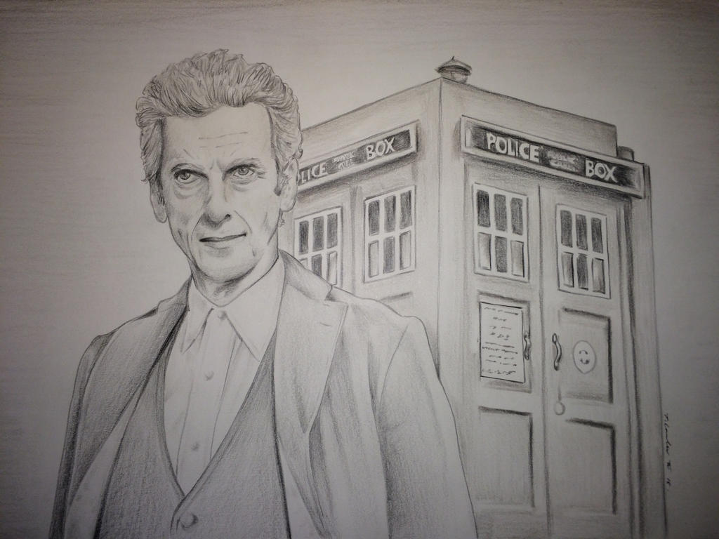 http://billyboyuk.deviantart.com/art/Doctor-Who-Peter-Capaldi-drawing-566965257