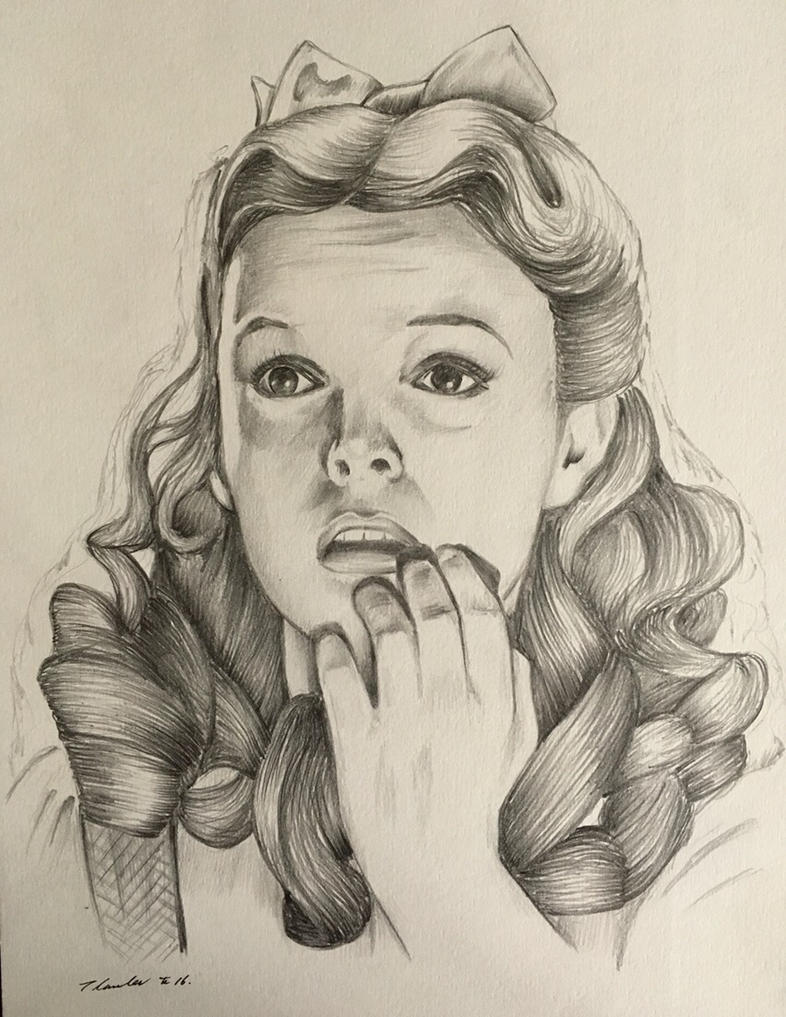 How to Draw Dorothy, Dorothy of Oz, Step by Step, Movies ...