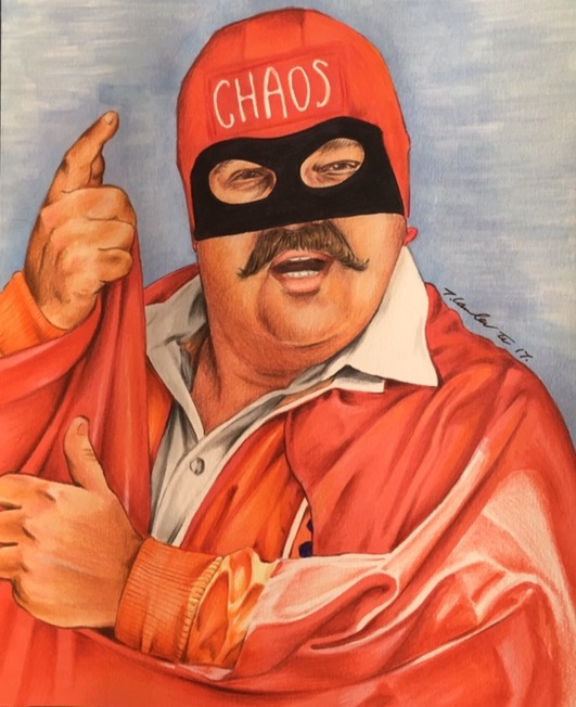 Captain Chaos The Cannonball Run Dom DeLuise by billyboyuk